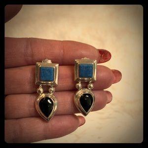 Jewelry - Silver earrings 💕💕💕
